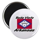 Bella Vista Arkansas Magnet