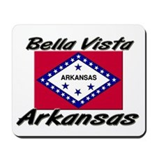 Bella Vista Arkansas Mousepad