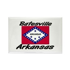 Batesville Arkansas Rectangle Magnet