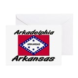 Arkadelphia Arkansas Greeting Cards (Pk of 10)