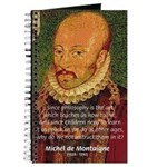Michel de Montaigne Education Journal