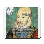 Michel de Montaigne Education Mousepad