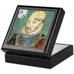 Michel de Montaigne Education Keepsake Box