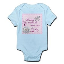 Dreams Really Do Come True Infant Bodysuit