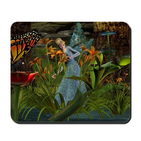 All Things Great and Small Mousepad