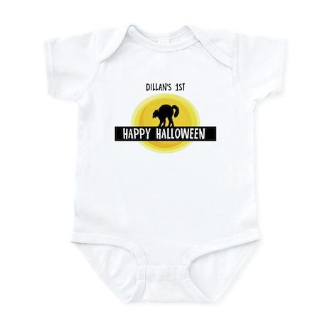 1st Halloween: Dillan Infant Bodysuit