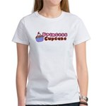 Princess Cupcake Women's T-Shirt