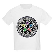 Crystal Kids Pentacle Tee