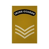 Irish Guards Sgt<BR> 10 Magnets