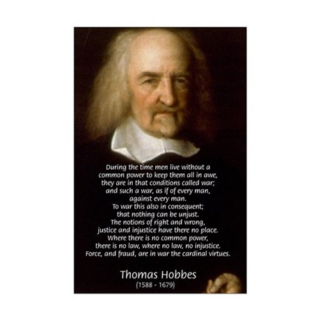 hobbes political philosophy Thomas hobbes, an enlightenment to this end, let me begin by placing hobbes within the larger context of modern political philosophy then, with the aid of.