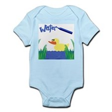 Water Duck Infant Creeper