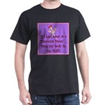 If I keel over shopping... Dark T-Shirt