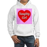 Naughty Girl Jumper Hoody