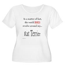 Rat Terrier World T-Shirt