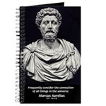 Marcus Aurelius Stoicism Journal