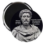 Marcus Aurelius Stoicism Magnet