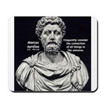 Marcus Aurelius Stoicism Mousepad 