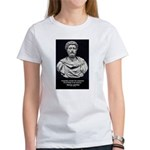 Marcus Aurelius Stoicism Women's T-Shirt