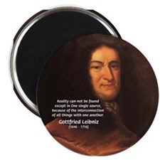 Gottfried Leibniz Metaphysics Magnet