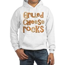 Grilled Cheese Rocks Lover Hoodie