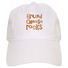 Grilled Cheese Rocks Lover Baseball Cap