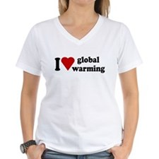 I Love Global Warming Shirt