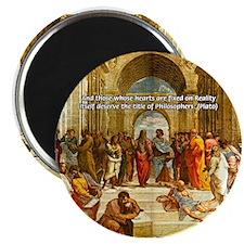 Raphael School of Athens Magnet
