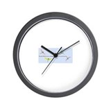 Friendships Wall Clock
