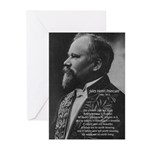 Poincare: Nature Science Greeting Cards (Package o