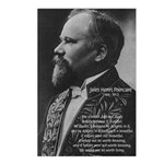 Poincare: Nature Science Postcards (Package of 8)