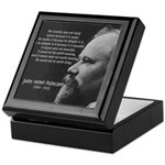 Poincare: Nature Science Keepsake Box
