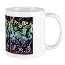 Rainbow Multidragons Mug