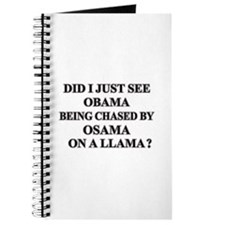 Anti-Obama T-shirts & Gifts Journal
