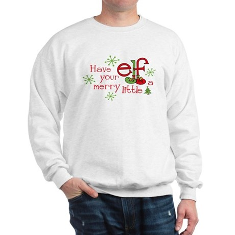Merry Elf Sweatshirt
