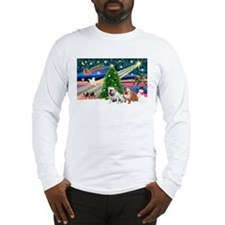 Xmas Magic & EBD Long Sleeve T-Shirt