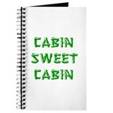 """Cabin Sweet Cabin"" Journal"