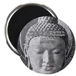 Buddha Buddhism Quote Picture Magnet