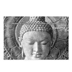 Buddha Buddhism Quote Picture Postcards (Package o