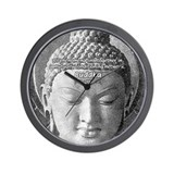 Buddha Buddhism Quote Picture Wall Clock