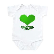 LOVE TYRONE Onesie
