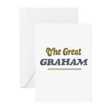 Graham  Greeting Cards (Pk of 10)