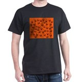Piebrand 'Orange Skeleton Crew'  T-Shirt