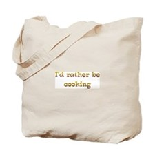 IRB Cooking Tote Bag