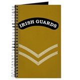 Irish Guards LCpl<BR> Deployment Log Book