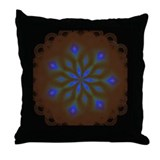 Psychedelic Throw Pillow 2