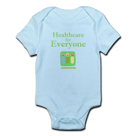Healthcare for everyone Infant Bodysuit