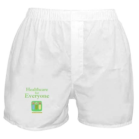 Healthcare for everyone Boxer Shorts