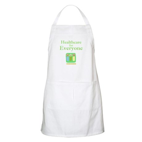 Healthcare for everyone BBQ Apron