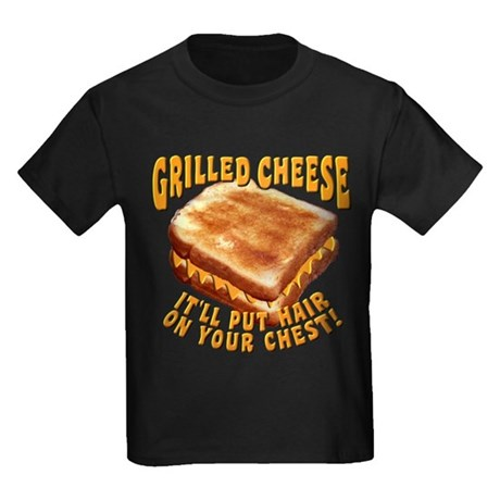 Grilled Cheese Kids Dark T-Shirt