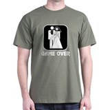 Wedding Icon: Game Over T-Shirt